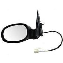 Mem Fits 06-08 Pacifica Right Pass Mirror Power With Heat Man Fold No AutoDim