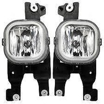 Fits 08-10 Ford SuperDuty Pickup Left & Right Fog Lamp Assemblies (pair) - $61.95