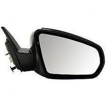 Fits 08-10 Sebring Convertible Right Pass Mirror Unpainted Non-Folding No Heat - $63.95