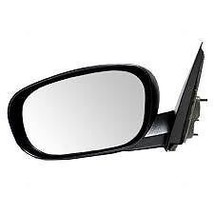 06-10 Charger Right Pass Mirror Power Text Black Non-Fold no Heat - $53.95