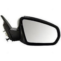 Fits 08-10 Sebring Convertible Left Drive Mirror Unpainted Non-Folding No Heat - $63.95