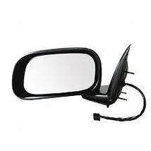 07-09 Aspen Left Driver Mirror Power Chrome w/ Heat, Memory    no Auto Dim - $72.95