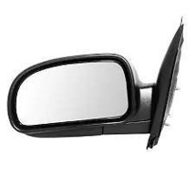 06-08 Ascender Right Passenger Mirror Manual Textured Black - $45.95