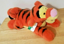 "Disney Store Exclusive Authentic Stuffed Tigger 14"" Character Plush Poo... - $4.99"