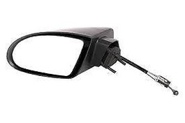 Fits 93-02 Camaro Right Pass Mirror Manual Remote Non-Fold Non-Painted B... - $55.95