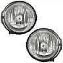 06-11 Chevy HHR (except SS) L&R Fog Lamps w/clear lens w/out bulb shield... - $96.95