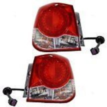 11-13 Chevrolet Cruze Tail Lamp / Light Quarter Mounted Right & Left Set - $142.75