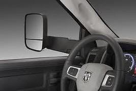 Fits 98-03 Ford Escort ZX2 Left Driver Mirror Power Textured Black No Heat - $52.95