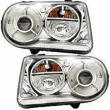 05-10 Chrysler 300 Left&Right HID Headlamp Assys w/o HID Kit (w/o ballast) -pair - $649.90
