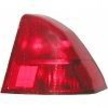 Fits 01-02 Honda CIVIC Sedan Tail Lamp / Light Right Passenger (Outer Lamp) - $56.69