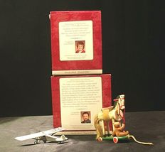 Hallmark Handcrafted Ornaments AA-191775A Collectible (2 pieces ) image 5