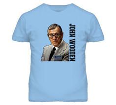 John Wooden Coach T Shirt - $18.29+