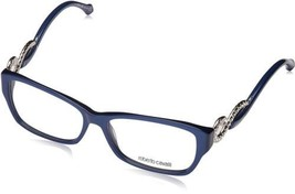 1d4753be4ec Authentic Roberto Cavalli Eyeglasses RC0937 092 Blue Frames 55MM Rx-ABLE -   128.69