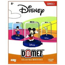 Disney Collectible Miniatures Mystery Surprise Series 2 Domez Mini Figure New - $19.99