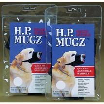 Hamilton Black Soft Dog Muzzle 8.5 - 9 In - $23.85
