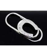 Sterling silver Horseshoe money clip - $195.00