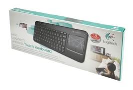 Logitech Wireless Touch Keyboard K400 w Built-In Multi-Touch Touchpad 92... - $42.49