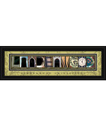 Lindenwood University Officially Licensed Frame... - $38.95