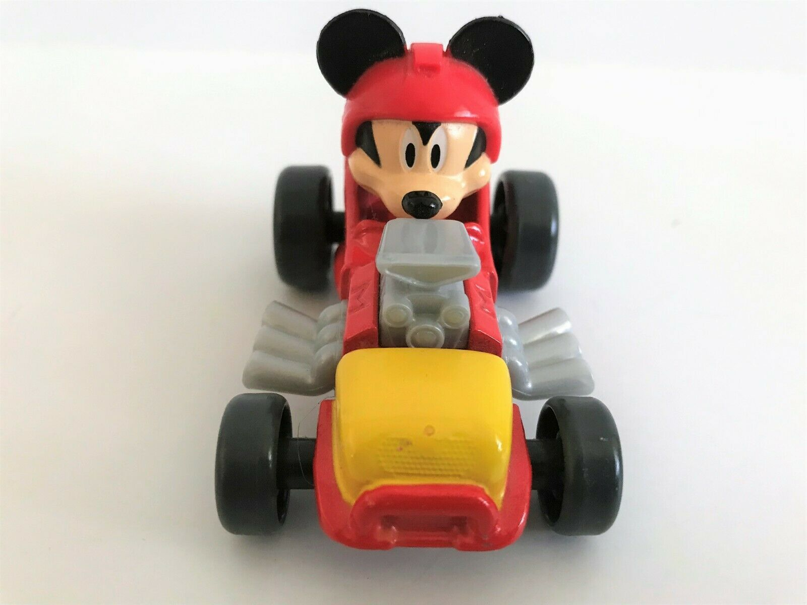 Disney Mickey & The Roadster Racers Set of 4 Die Cast Goofy Mickey Minnie Donald