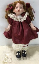 """Fayzah Spanos """"Love at First Sight"""" Kisses Doll PLEASE SEE PICS - $29.65"""
