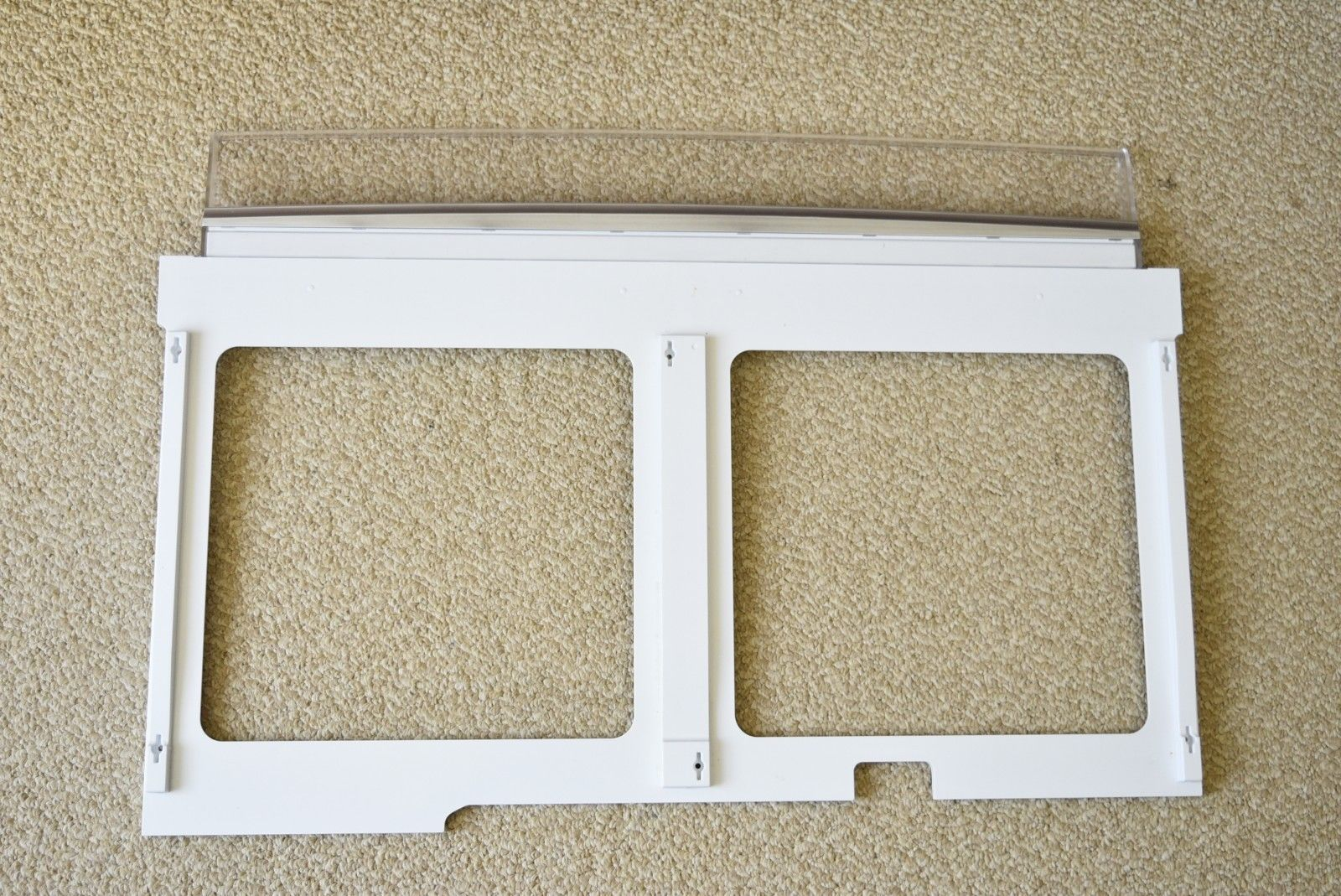 Primary image for LG / Kenmore Refrigerator crisper drawer assembly bottom cover  ACQ85448402