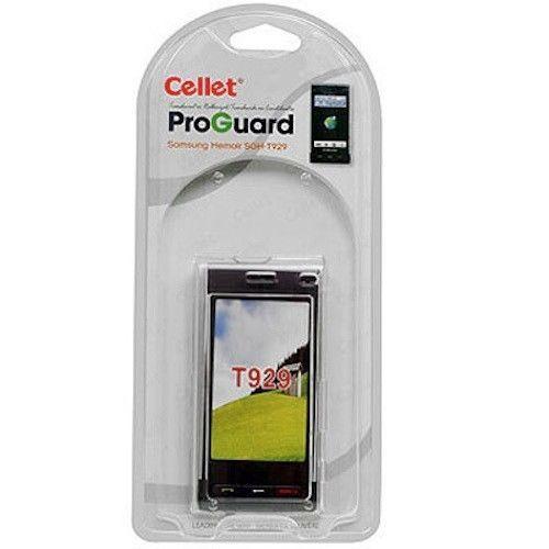 Cellet ProGuard Snap On Case for Samsung T929 Memoir Clear