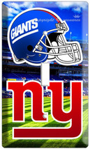 NEW YORK GIANTS NY NFL FOOTBALL SUPER BAWL CHAMPIONS LOGO SINGLE LIGHT S... - $9.99