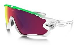 Oakley Jawbraker OO9290-15 Green Fade w/PRIZM Road Sunglasses - $129.99