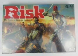 Risk The Game of Strategic Conquest Classic Board Game Hasbro Gaming  - $17.97