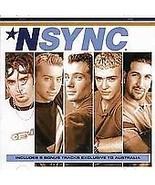 NSYNC  ( NSYNC ) CD - $1.98