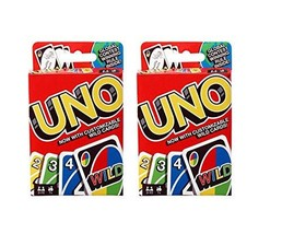 UNO Card Game (2 Pack) - $20.35