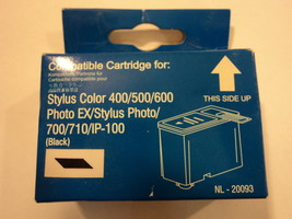 Compatible Ink Cartridge Black Epson Stylus 400... - $7.83