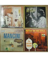 Record Album Qty 4 Mancini Steven Bishop REO Sp... - $18.95