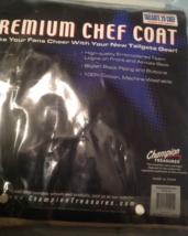 Kentucky Wildcats Premium Chef Coat Professional Style Mens White size 2 XL - $25.00