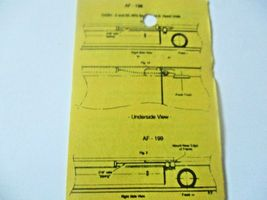 Details West # AF-199 Rrime II Air Filter Set  HO-Scale image 3