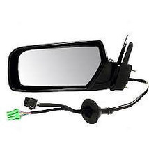 Fits 03-07 CTS Right Passenger Power Mirror Unpainted W/Heat,Memory, Power Fold - $99.95