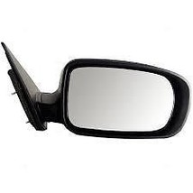 Fits 11-14 Chrysler 200 Convertible Right Passenger Mirror Power Unpainted With - $71.95
