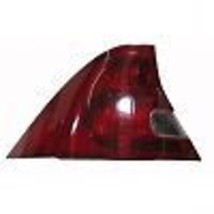 Fits 01-03 Honda CIVIC Coupe Tail Lamp / Light Left Driver - $88.90