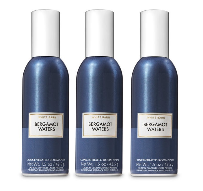 Primary image for White Barn Bergamot Waters Concentrated Room Spray 3 Pack