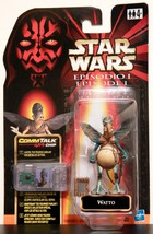 Star Wars Episode I Watto Action Figure + CommT... - $14.95