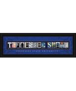 Tennessee State University Officially Licensed Framed Letter Art  - $39.95