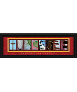 Tuskegee University Officially Licensed Framed ... - $38.95