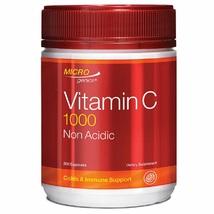 Microgenics Vitamin C 1000 Non Acidic 200 Capsules