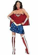 Adult Wonder Woman Costume image 2