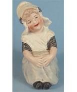 Gebruder Heubach Darling Bisque Dutch Girl - $35.00