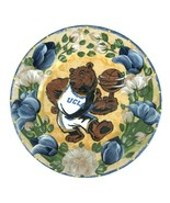 Lesal Ceramics UCLA Bruins Basketball Studio Pottery Hand Painted Plate ... - $51.43