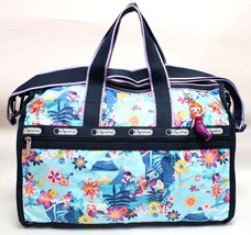 Lesportsac Disney IASW Tahitian Dreams Collection Large Weekender NWT w/... - $369.99