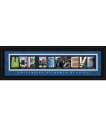University of North Florida Officially Licensed Framed Letter Art  - $39.95