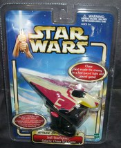 Star Wars Jedi Starfighter GALACTIC CHASE SFX Electronic Handheld Game f... - $19.96