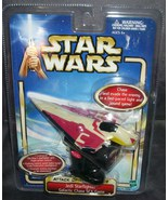 Star Wars Jedi Starfighter GALACTIC CHASE SFX Electronic Handheld Game N... - $19.96